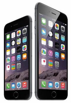 Apple-iPhone 6-&-iPhone 6 Plus-smartphone